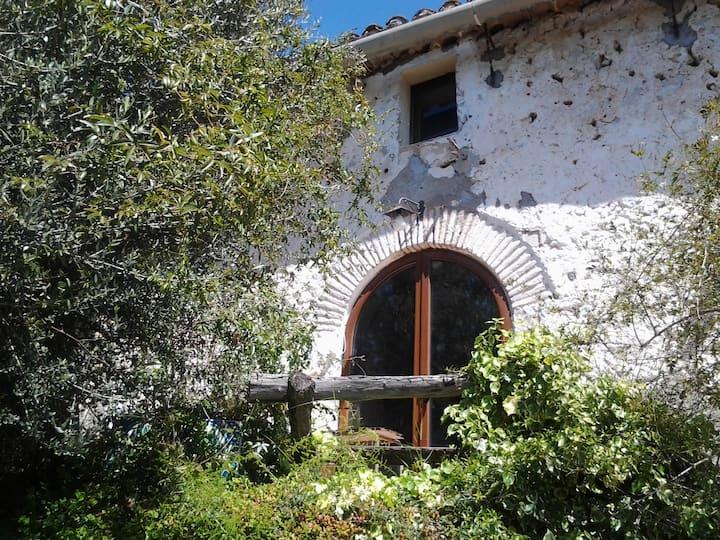 Masia casa de campo tradicional