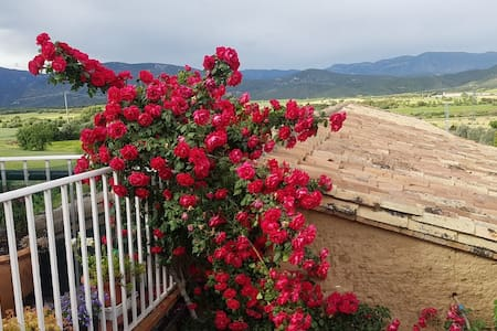 Casa rural al pie parque natural de sierra  guara