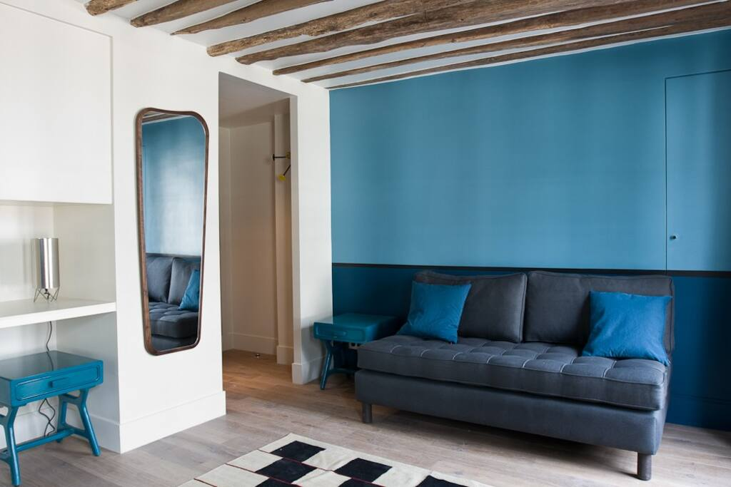 Studio in the hear of St Germain