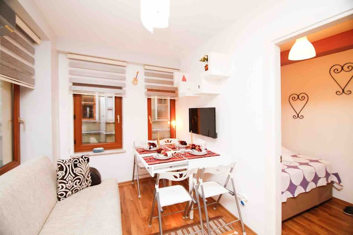 Comfy Flat in Historical District in Taksim 2