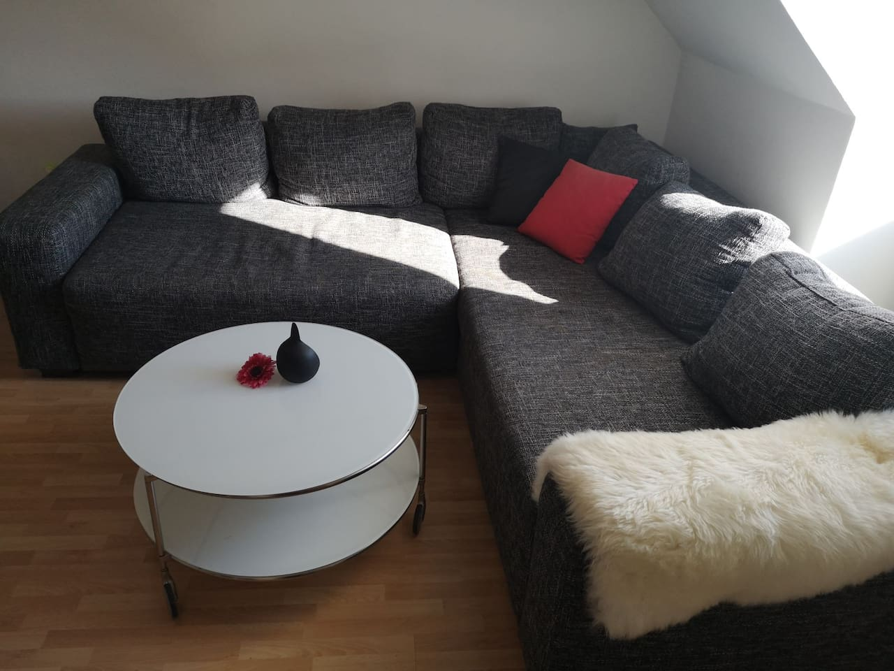 1 1/2 rooms close to Olympiapark