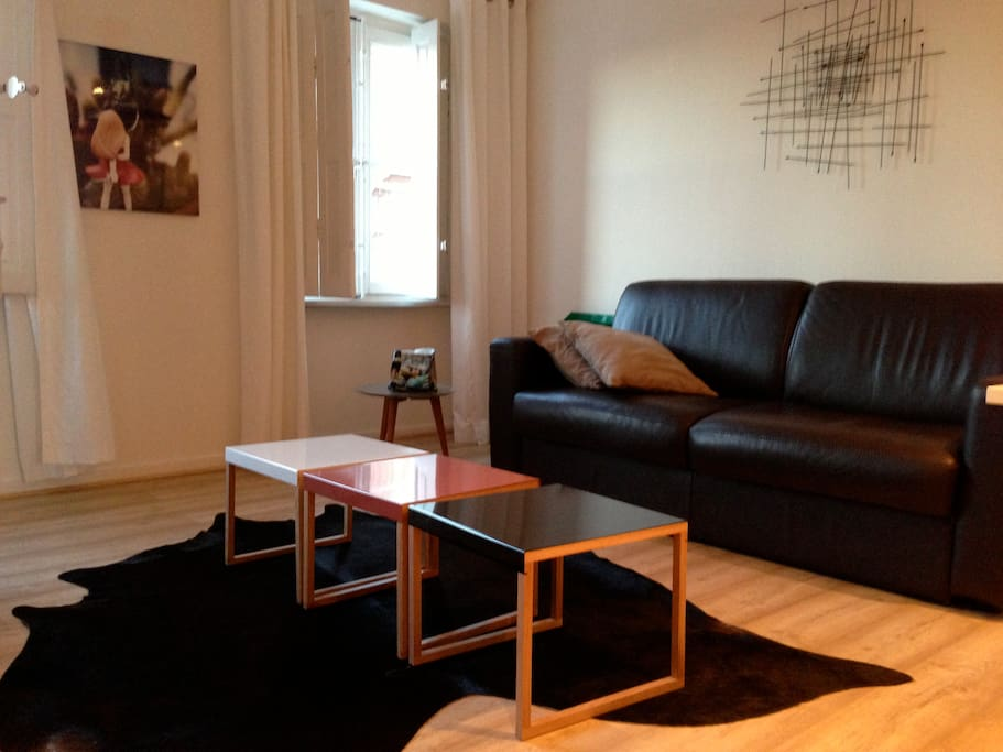 Beautiful flat on capitole place appartamenti in affitto for Sofas tolosa