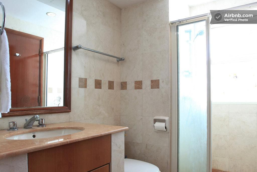 Common Bathroom (not the ensuite)