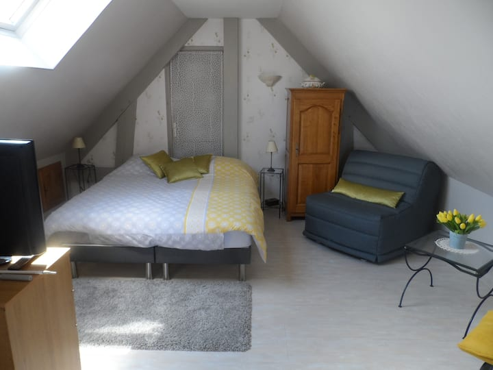 Belle chambre d'hôte près d'Amiens