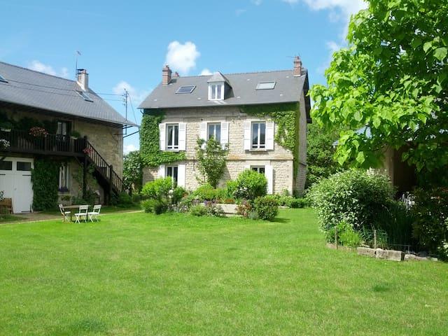 Verdonne - Gîte en pleine nature - Chivres-Val - Rumah