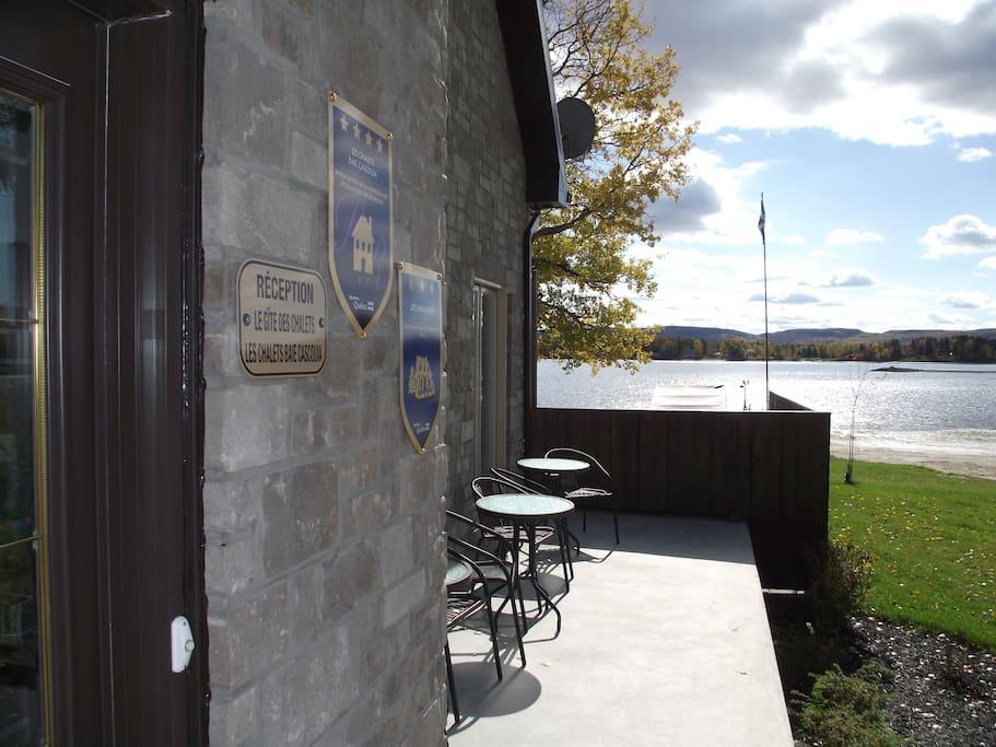 Classifié du Ministère du Touriste du Québec trois soleils