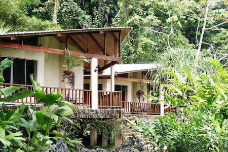Heliconia Island hotel, Sarapiqui