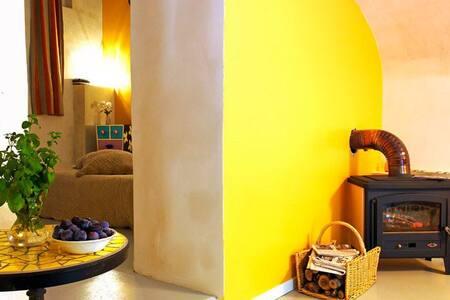 LE MOULIN DE GAUTY  -  La Suite - Tournemire - Bed & Breakfast