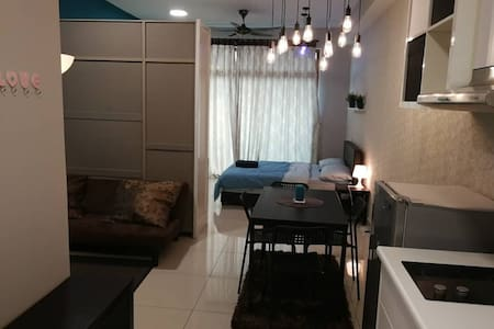 [Feel Home] Comfortable Studio+500mbps WIFI