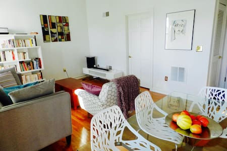 Charming light Apt close to NYC - Hoboken