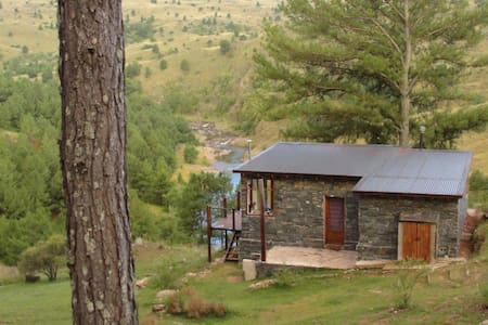 La Siesta serena  Off-grid house - El Durazno - Cabana