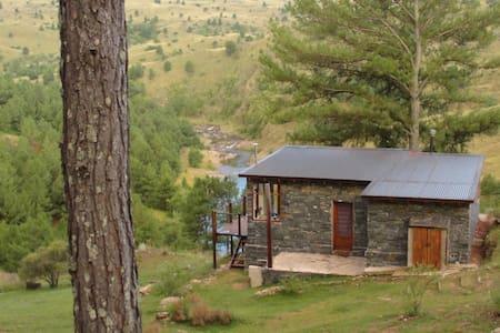 La Siesta serena  Off-grid house - El Durazno - Sommerhus/hytte