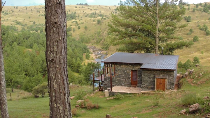 La Siesta serena  Off-grid house
