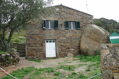 Cosy Typical Stone House - Guarda