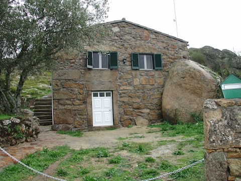 Cosy Typical Stone House