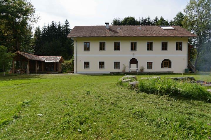 Ferienhaus Grubmühle - Schönberg - Haus