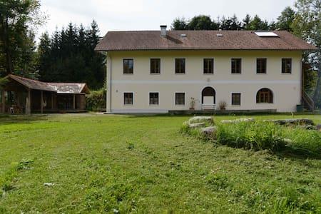 Ferienhaus Grubmühle - Schönberg - บ้าน