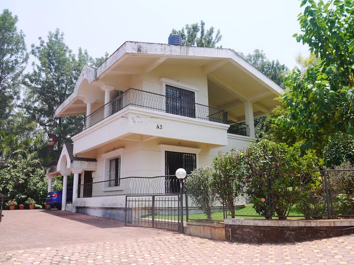 Valley Green Villa A-2, Panchgani.