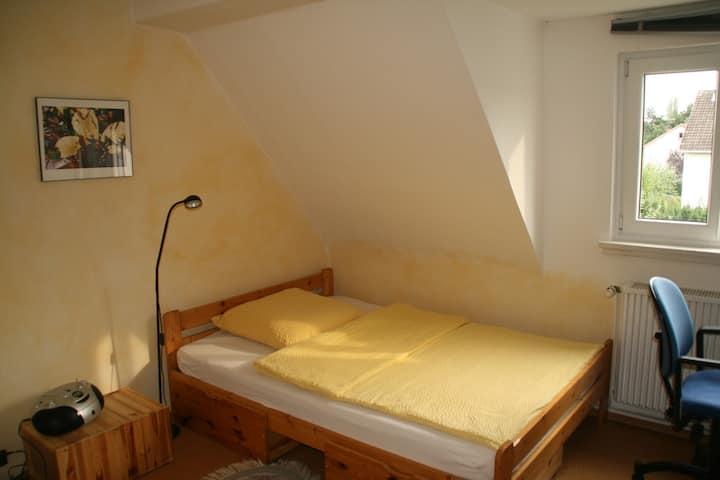 House Riedwiesen between Bergpark + city