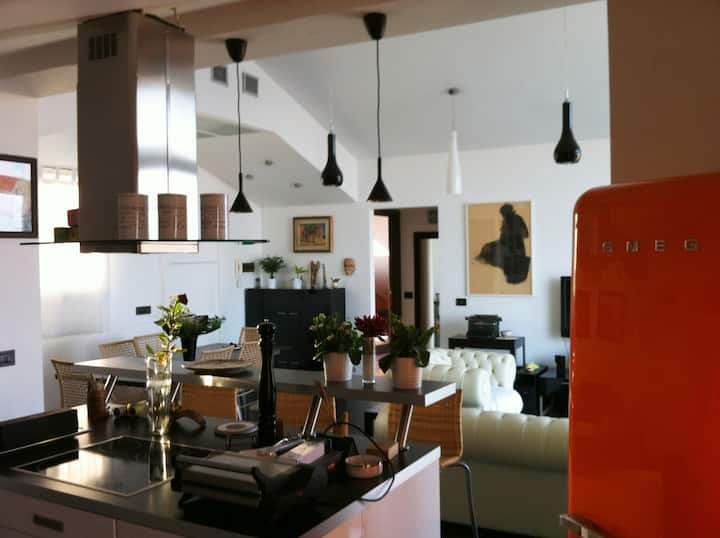 Ginevra Luxury Loft