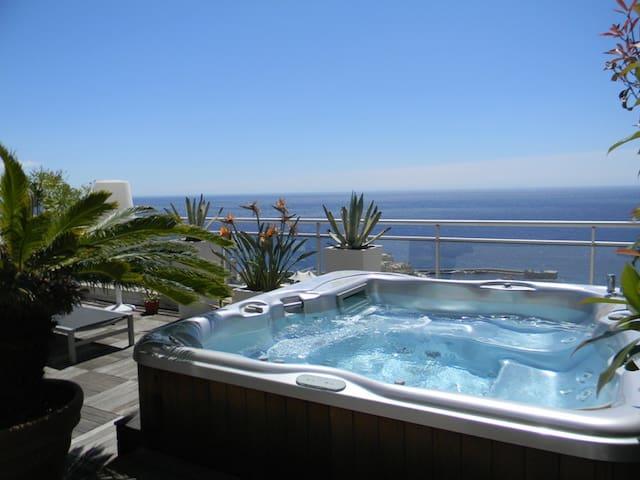 Penthouse Vue Monaco - Cap-d'Ail - Departamento