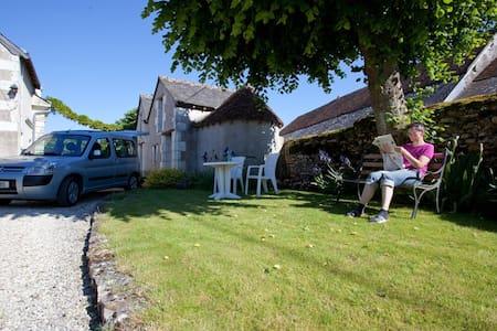 Maison bourgeoise du 17ème - Azay-sur-Cher