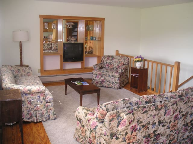 Cozy Vermont Vacation Rental - Barton - Pis