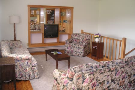 Cozy Vermont Vacation Rental - Barton - Apartemen