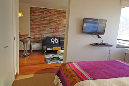 Furnished Apartment Forestal Park 6 - Recoleta