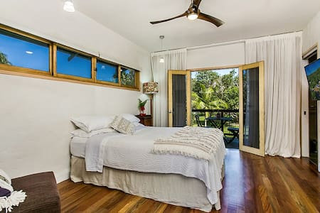 Own entrance, self contained with ensuite, netflix - Byron Bay