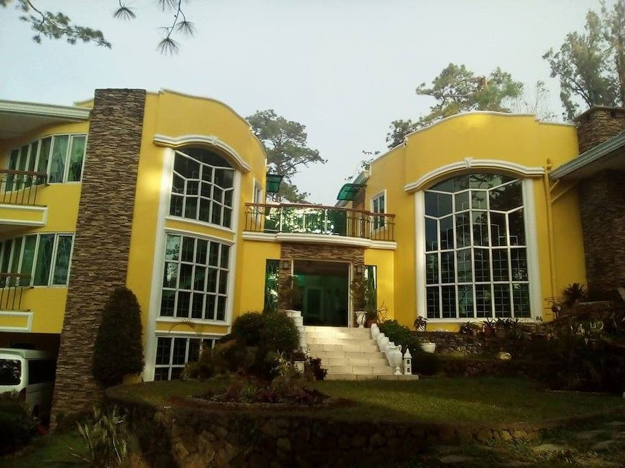 Bed And Breakfast Baguio