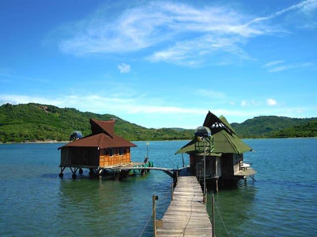 Gili Gede Original Bungalow Reef - Sekotong - Bungalow