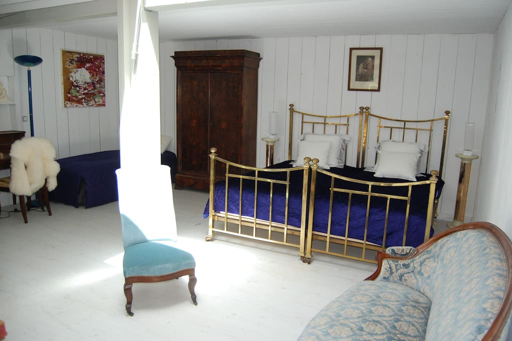 La chambre tradition 4 lits