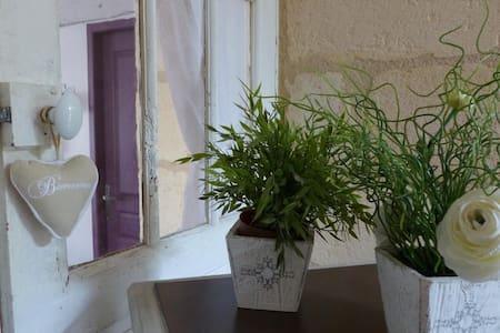 Maison de charme, chambre - Vayres - Guesthouse