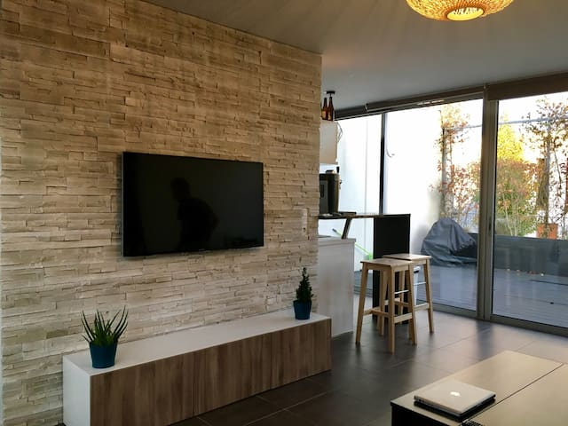 Studio calme en eco-quartier - Bayonne - Appartement