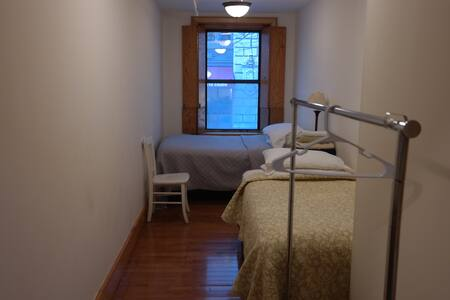 Private Room, 2 beds, bath, Union Square location - New York