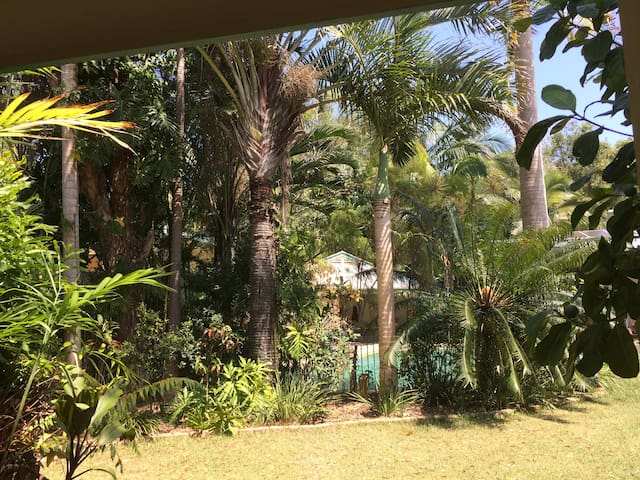 Mudjimba StudioApt Tropical Retreat Sunshine Coast - Mudjimba - Apartemen
