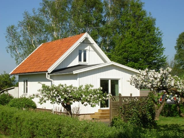 Cabin on Sweden's Superb West Coast - Ängelholm - บ้าน