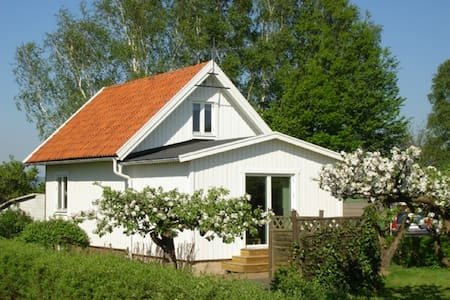 Cabin on Sweden's Superb West Coast - Ängelholm - Huis