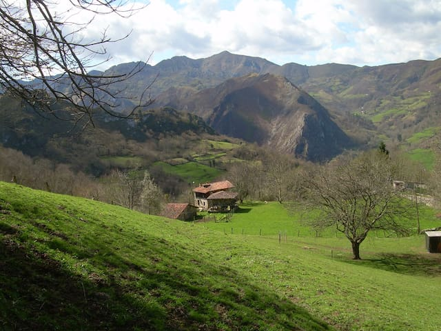 Charming mountain cottage Asturias - Asturias - Talo