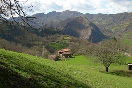 Charming mountain cottage Asturias - 阿斯图里亚斯(Asturias) - 独立屋