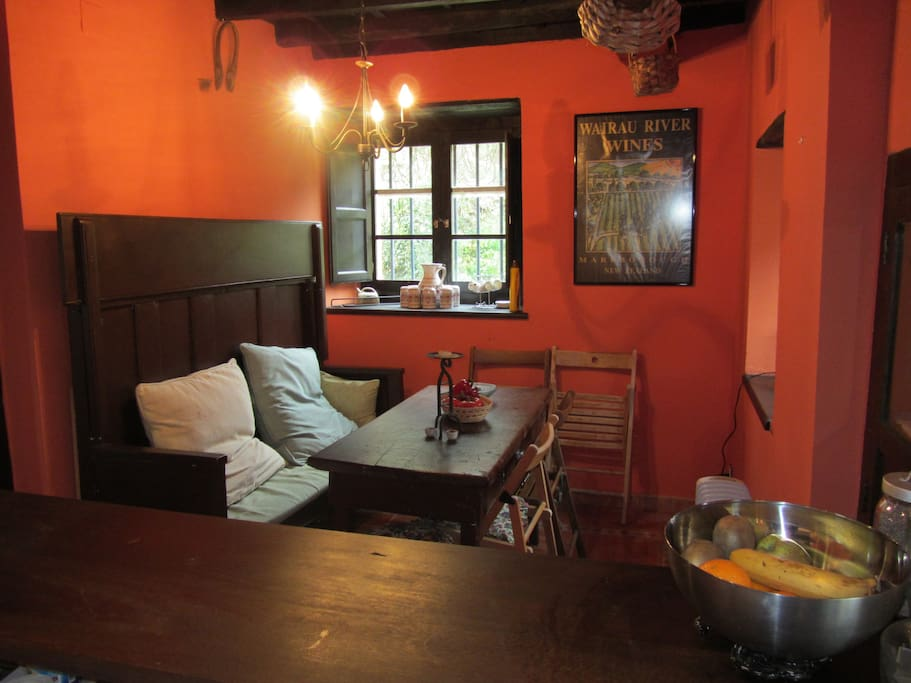 área de comedor /dining area