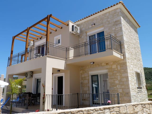Azure Beach Two Bedroom Villas - Chania - House