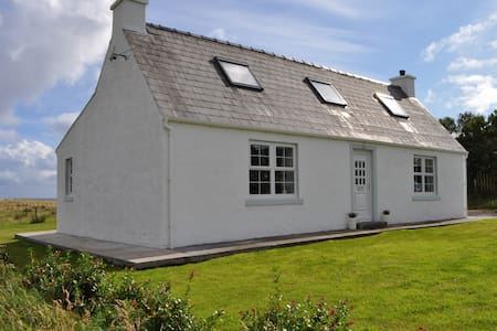 Beautiful Island Croft Cottage - Na h-Eileanan an Iar
