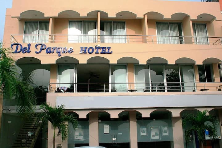Del Parque Hotel Corozal, Habitación estándar II