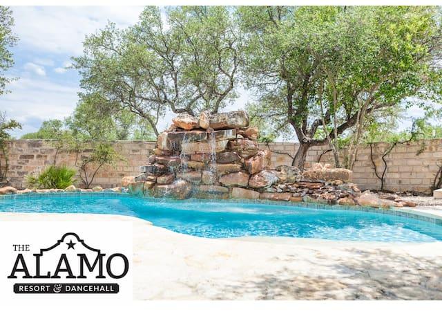Alamo Resort and Dancehall