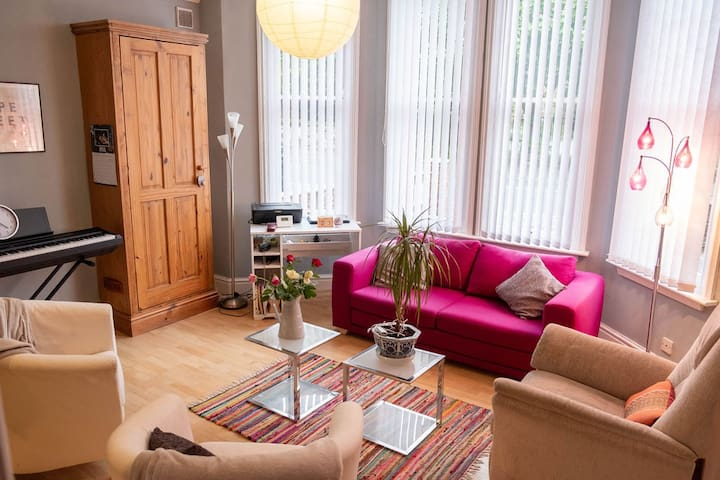 Close to Sefton Park & Penny Lane