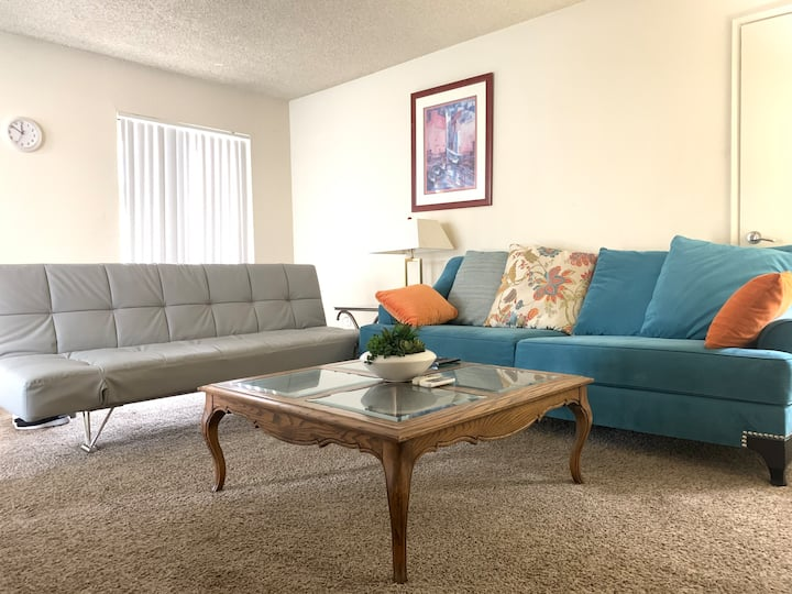 FN-Cozy, Comfortable and Quaint Home 1BR/1bth