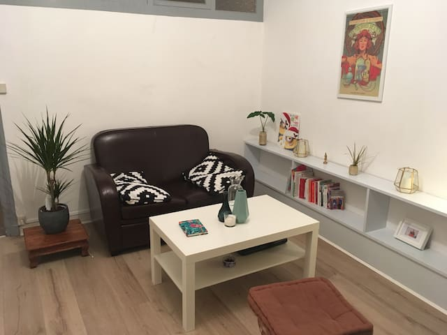 Appartement 45m2 centre ville de Nantes
