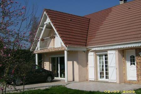 Chambres dans pavillon moderne à la campagne - Saint-Pierre-du-Bosguérard